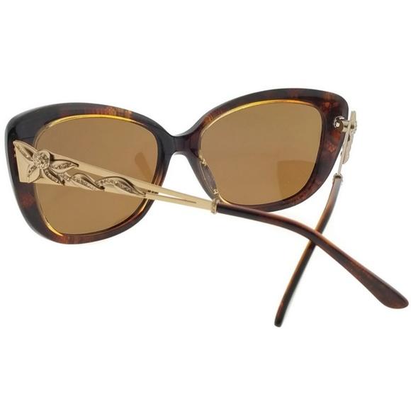 1f1a9148c1 JL5009-02-58 Cat Eye Women Brown Frame Sunglasses. NWT. Judith Leiber.  M 5be5b7c82beb798f9aea4986. M 5be5b7c81b3294df05ff88c0.  M 5be5b7c85c4452be74a913f6
